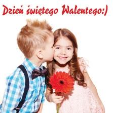 Walentynkowy konkurs dla starszaków :)